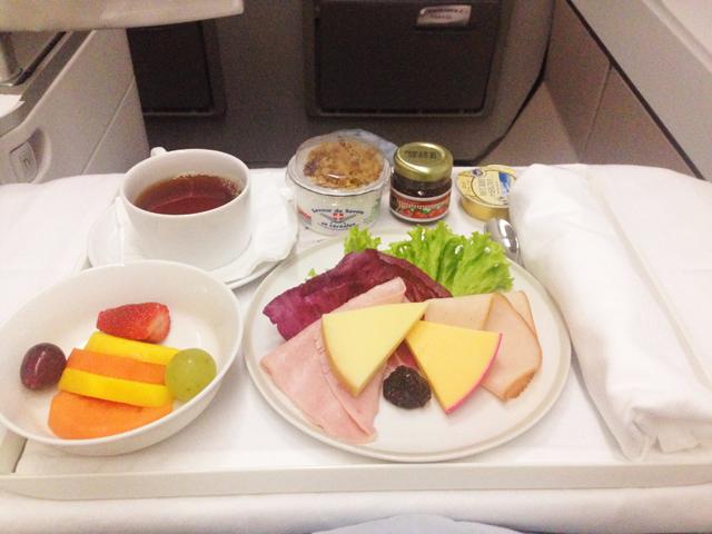 Air France Breakfast