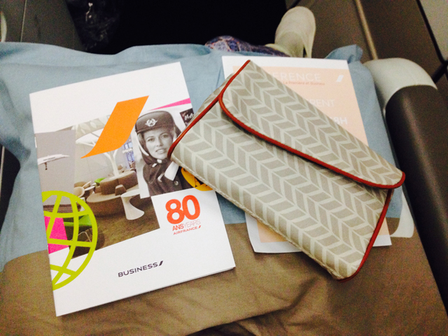 Air France Business Amenity Kit