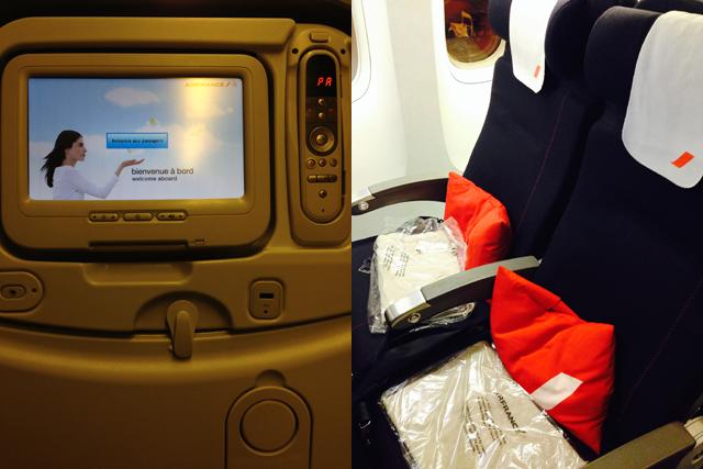 Air France Economy 777-300ER