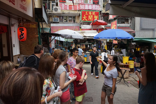 Hong Kong Foodie Tours