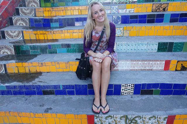 Selaron Steps Lapa, Rio de Janeiro
