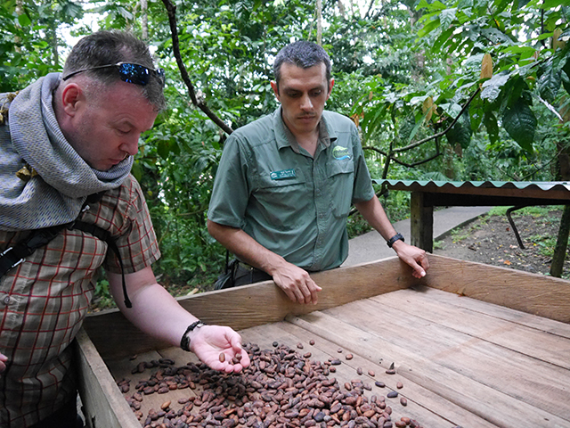 Chocolate Making Costa Rica