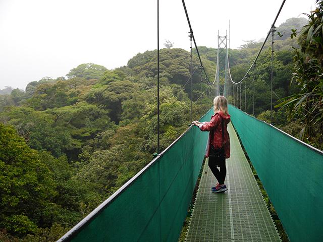 Costa Rica Sky Bridge Sky Adventures