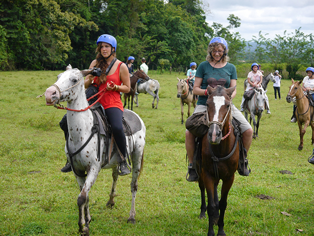 Horse Riding Costa Rica