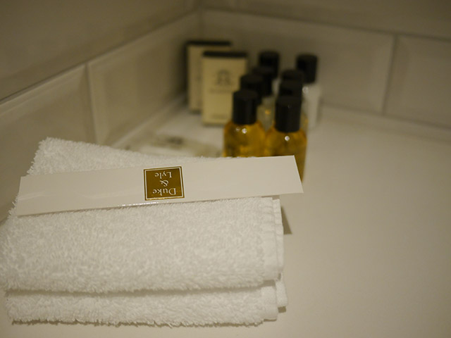 Apotek Hotel Toiletries