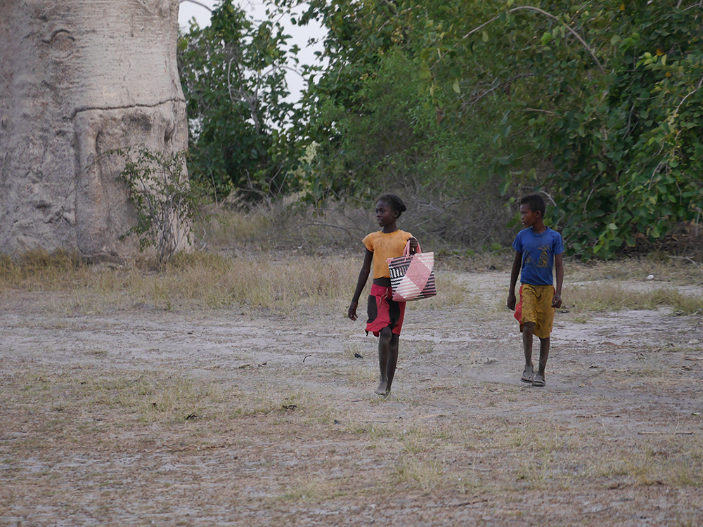 Malagasy Teenagers