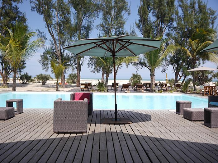 Palissandre Madagascar Pool