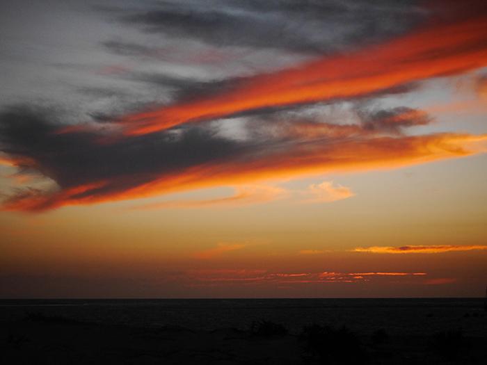 Sunset Palissandre Morondava