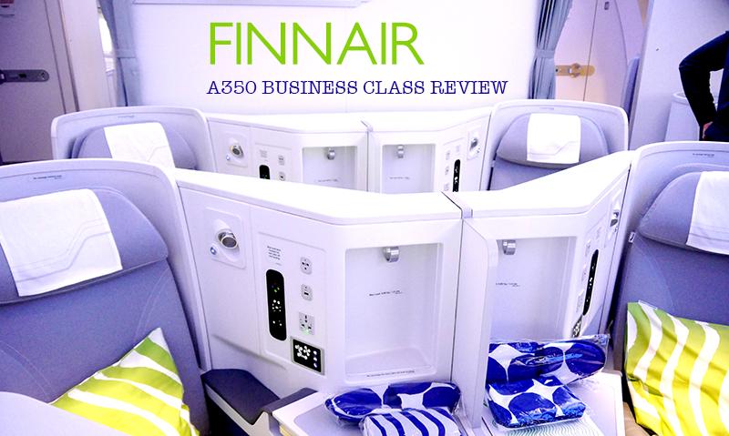 Finnair Business Class Review