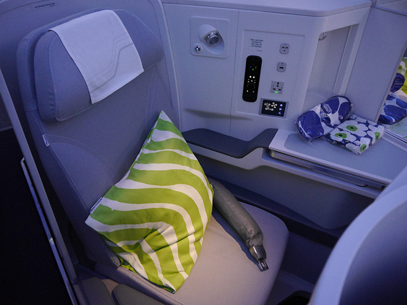 Finnair Business Class Seat A350