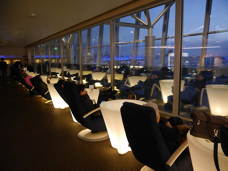 Finnair Business Class Lounge Helsinki