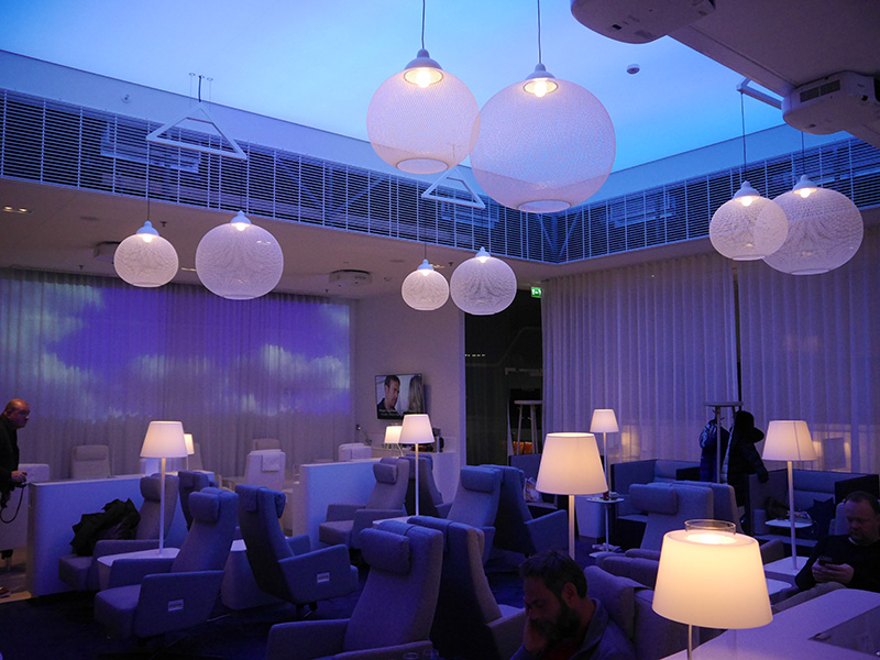 Helsinki Premium Lounge Finnair
