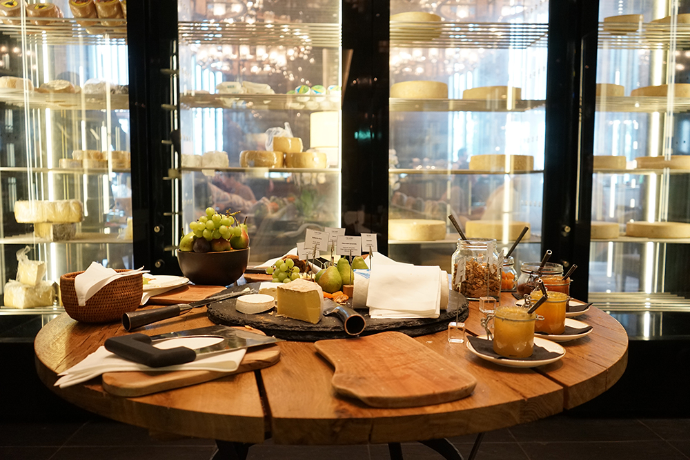 The Chedi Cheese Room