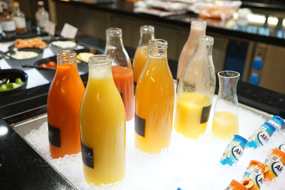 The Chedi Fresh Juices