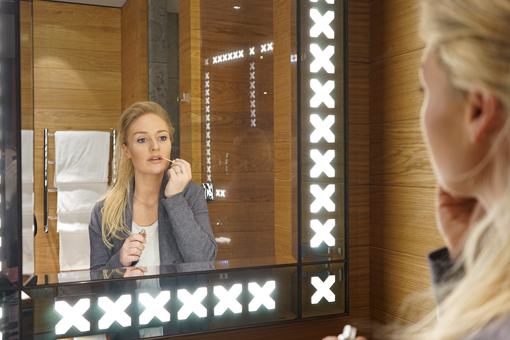 The Chedi Makeup Mirror