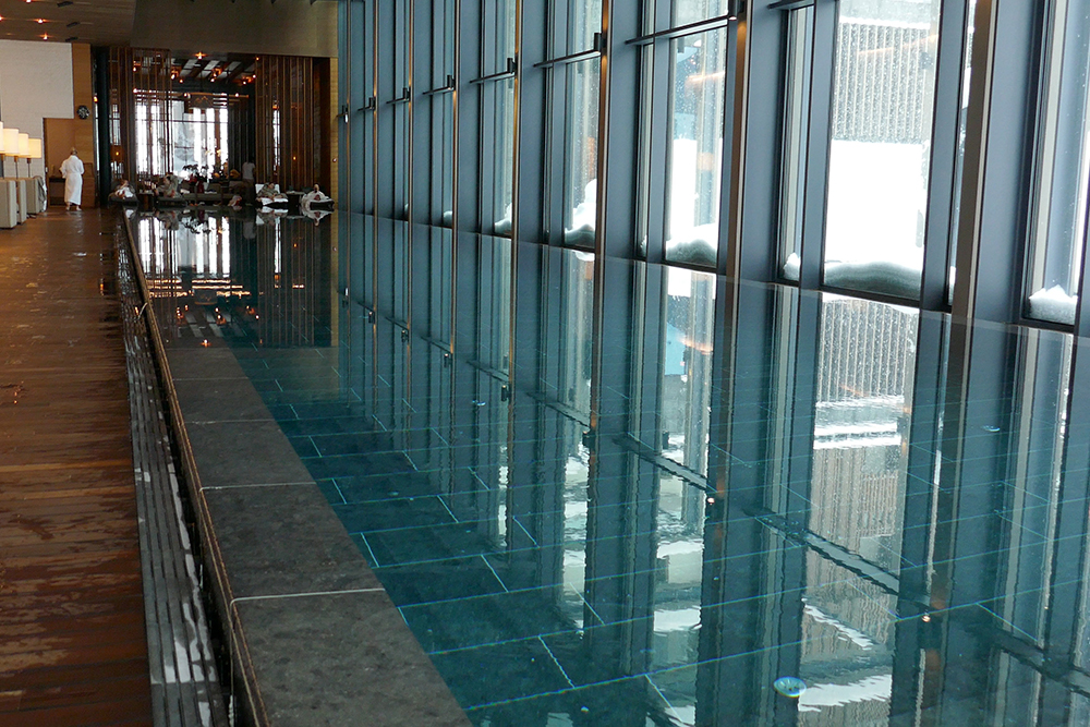 The Chedi Swimming Pool