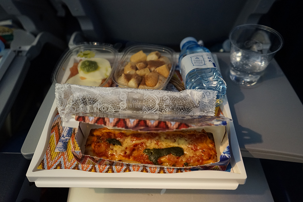 KLM Inflight Meal