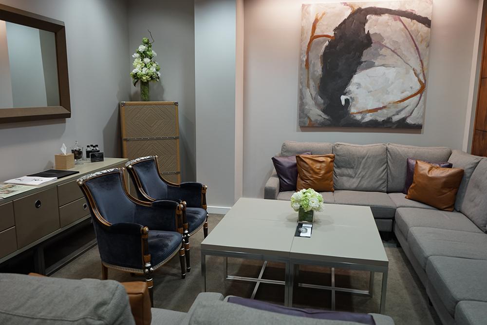 Heathrow VIP Windsor Suite