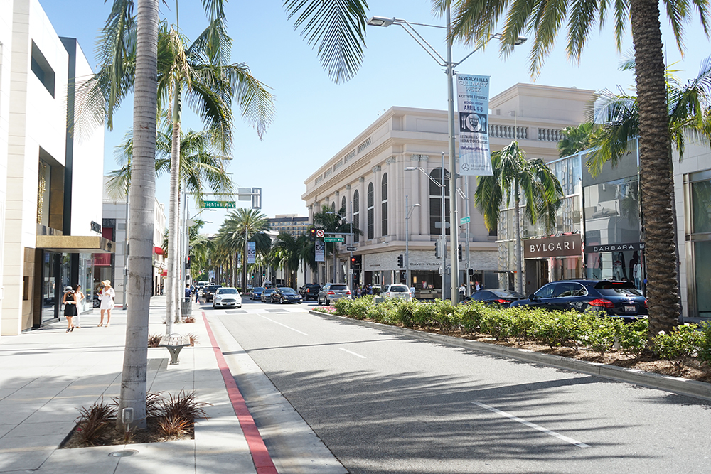 Rodeo Drive - Things to do in Los Angeles