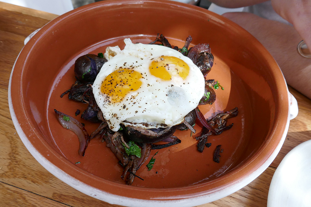 Hash Brunch at Salt's Cure Los Angeles