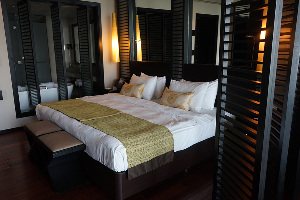 Rixos the Palm Bedroom