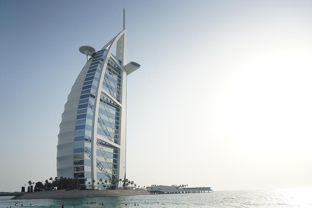 Dubai Burj Al Arab - 3 days in Dubai