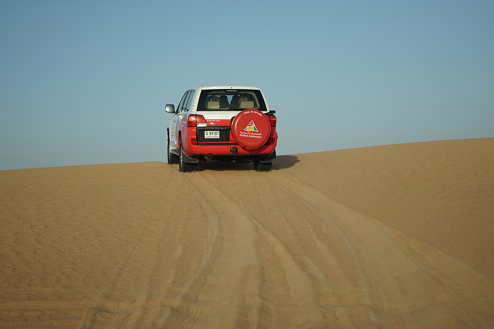 Dubai Desert Safari - 3 days in Dubai