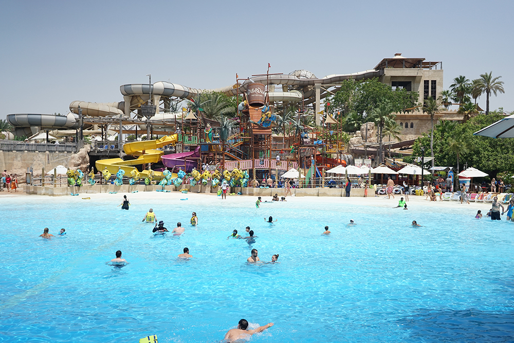 Wild Wadi Water Park Dubai things to Do