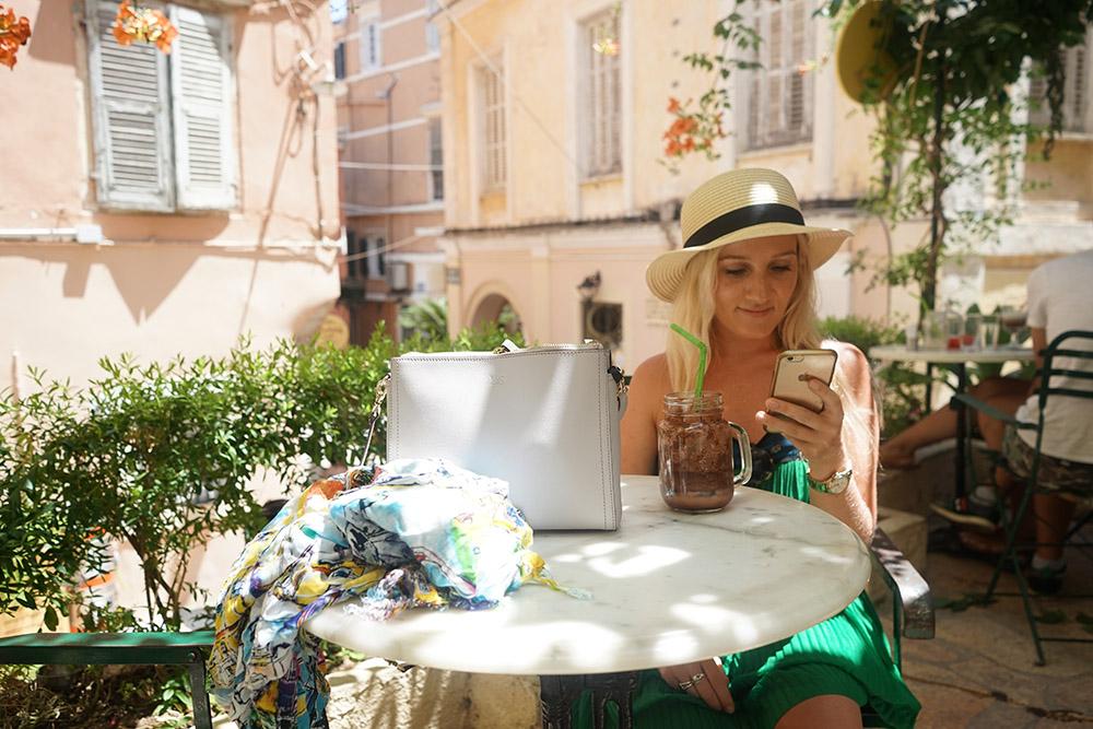 Pommie Travels Corfu