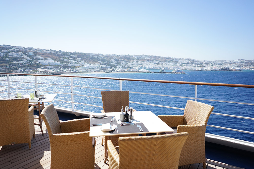 Silversea All-Inclusive Cruise