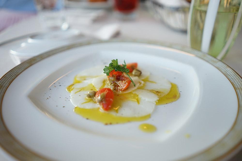Silversea Dining - Silver Spirit La Terrazza