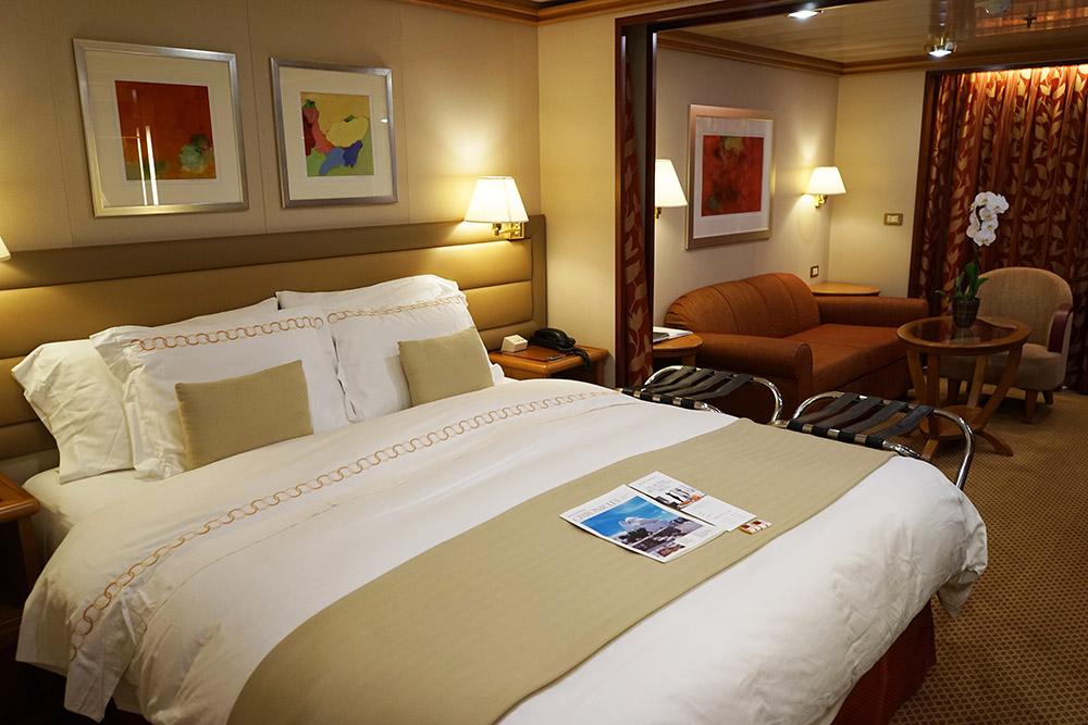 Silversea Veranda Suite