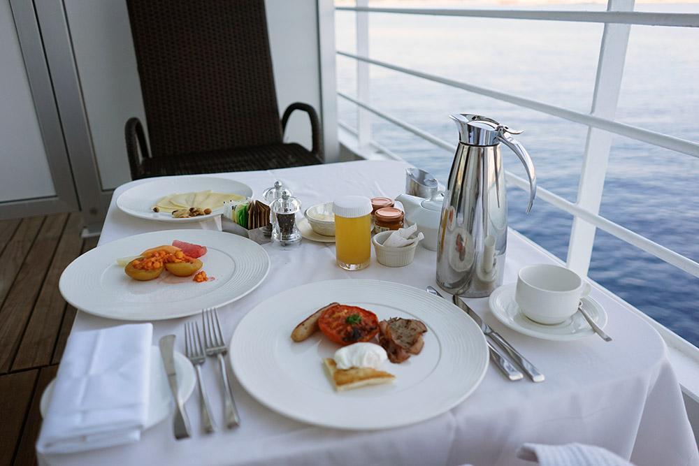 Silversea Cruises Veranda