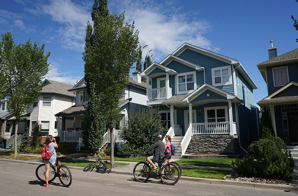 Bike Tour Edmonton