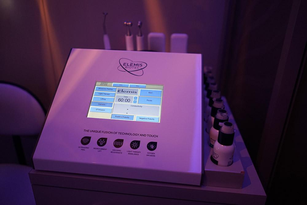 elemis biotec machine