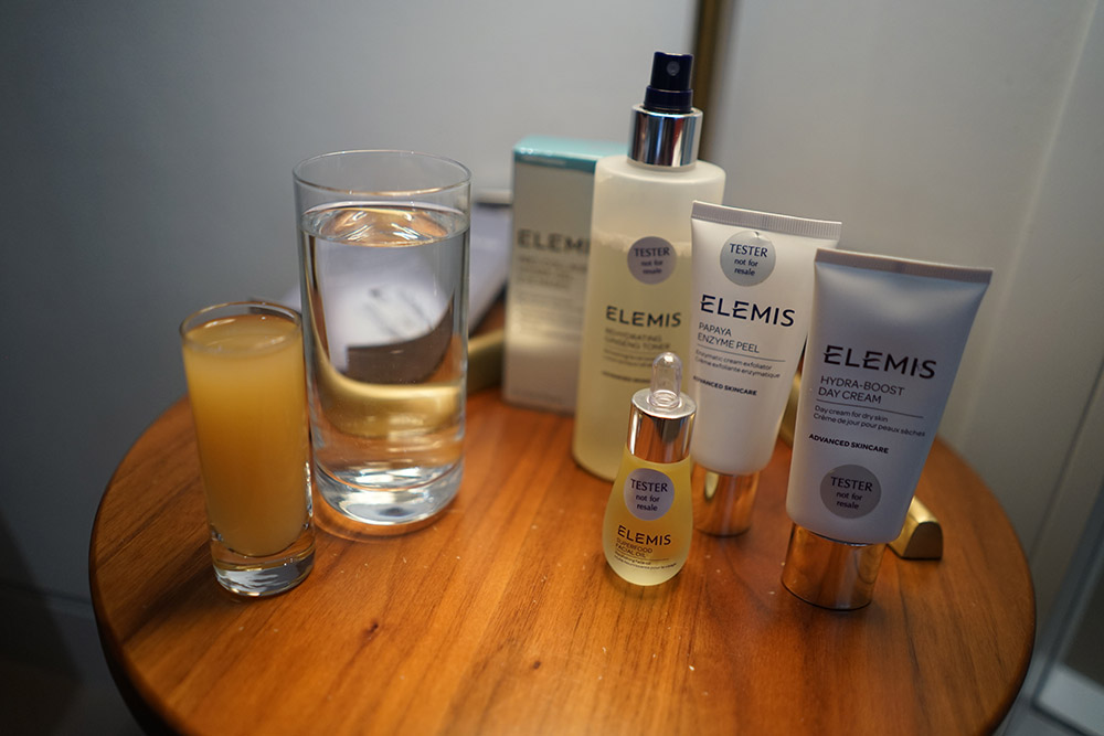 House of Elemis London Review