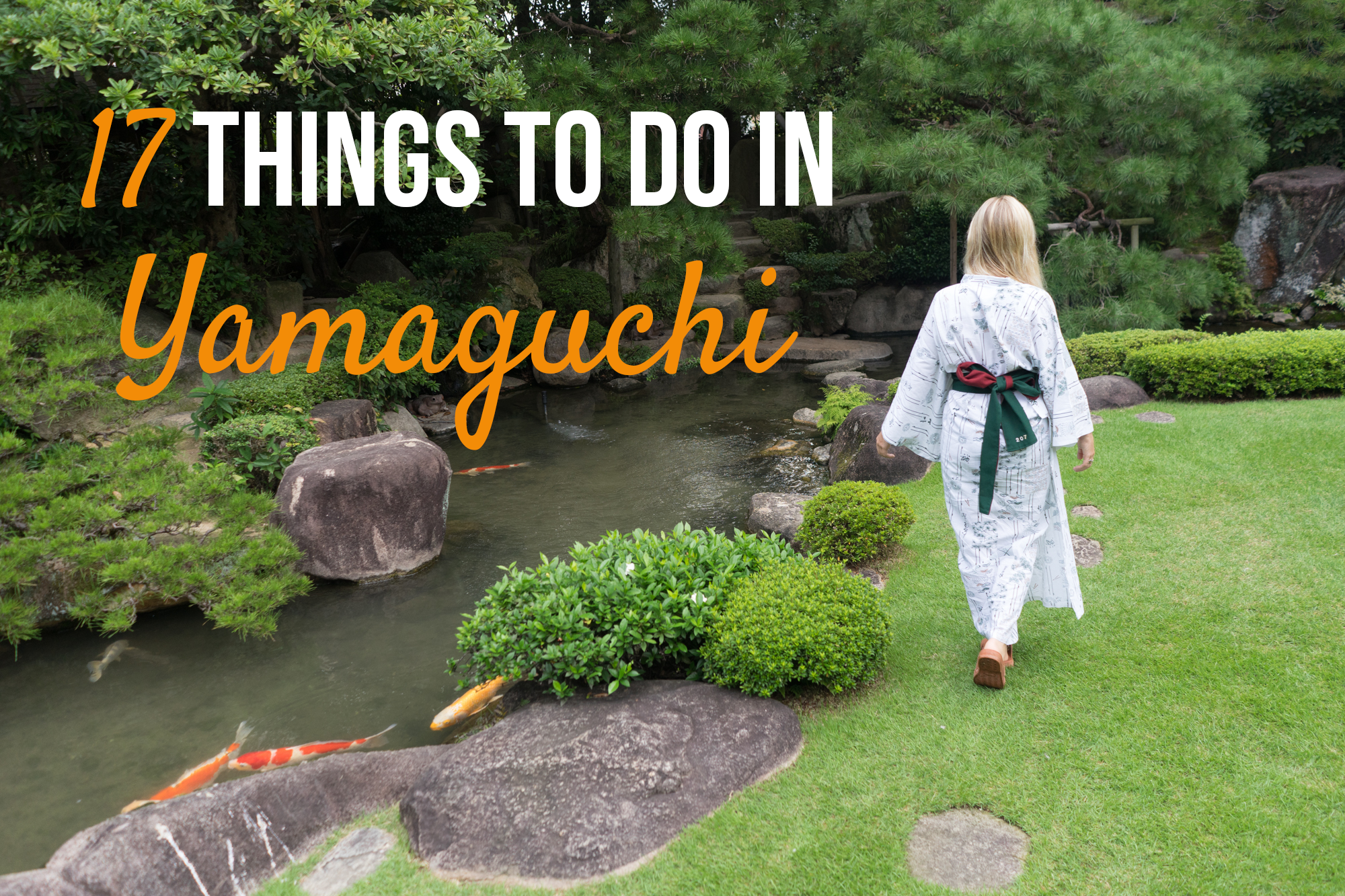 Things to do in Yamaguchi Prefecture, Japan