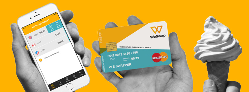 WeSwap Currency Exchange Review