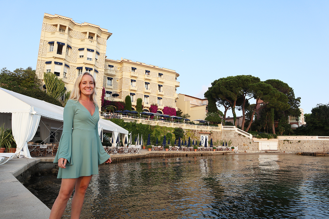 Turning 30 at hotel belle rives in juan les pins pommie for Hotels juan les pins