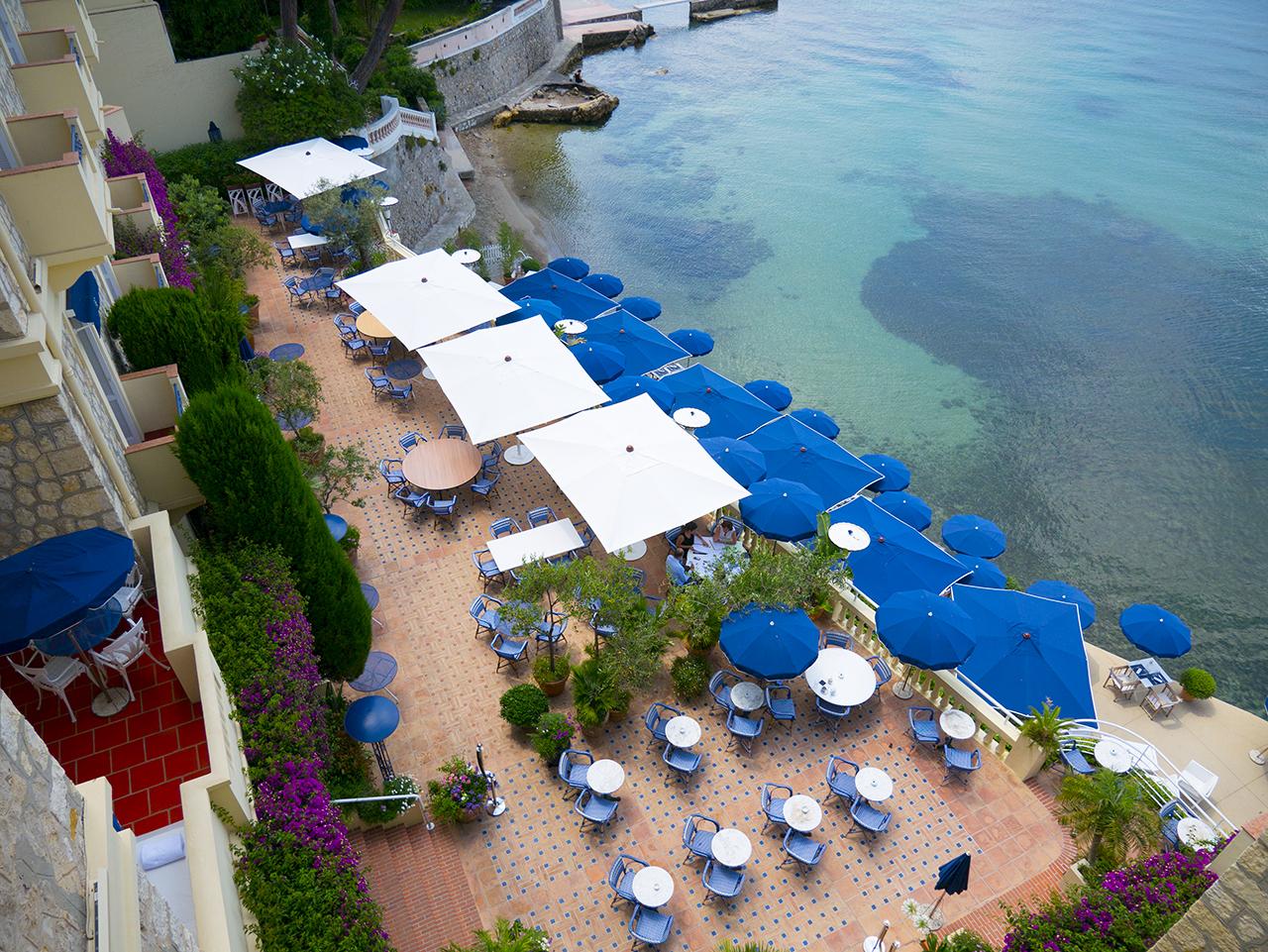 Hotel Belle Rives Terrace