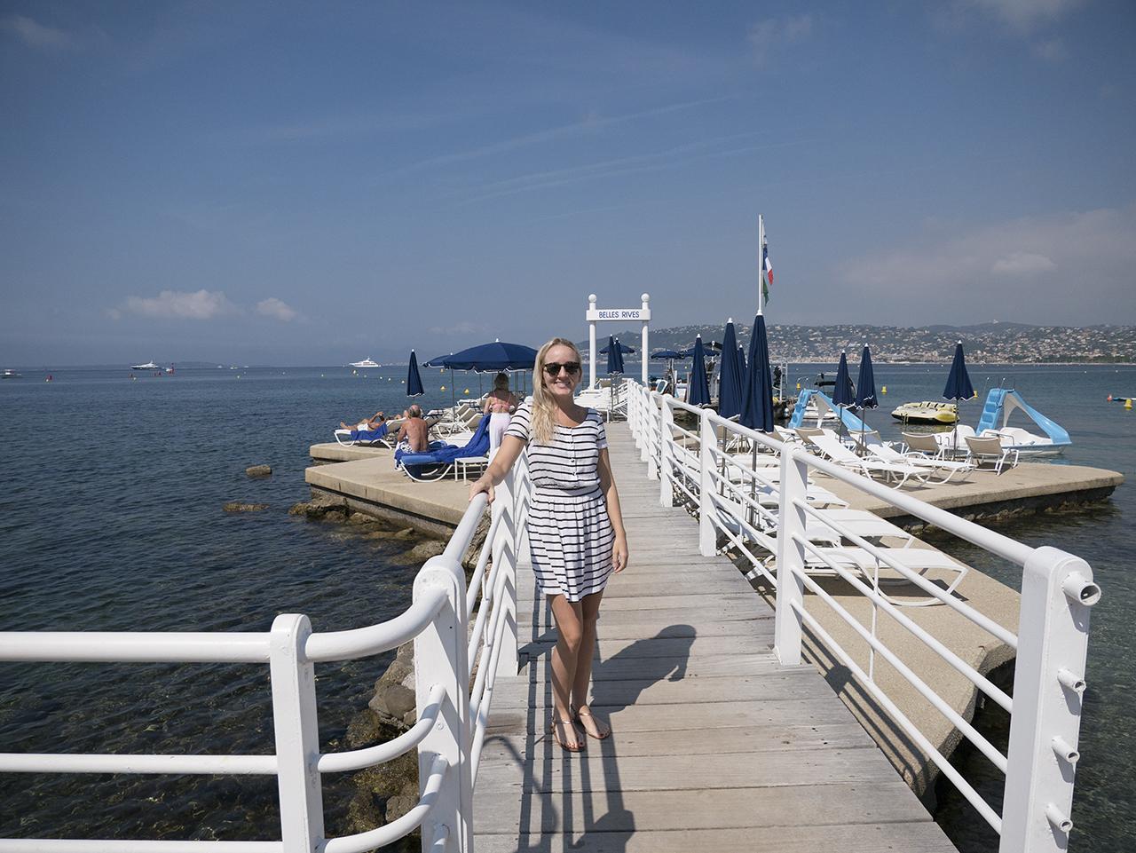 Hotel Belle Rives Review, Juan Les Pins, Cap d'Antibes