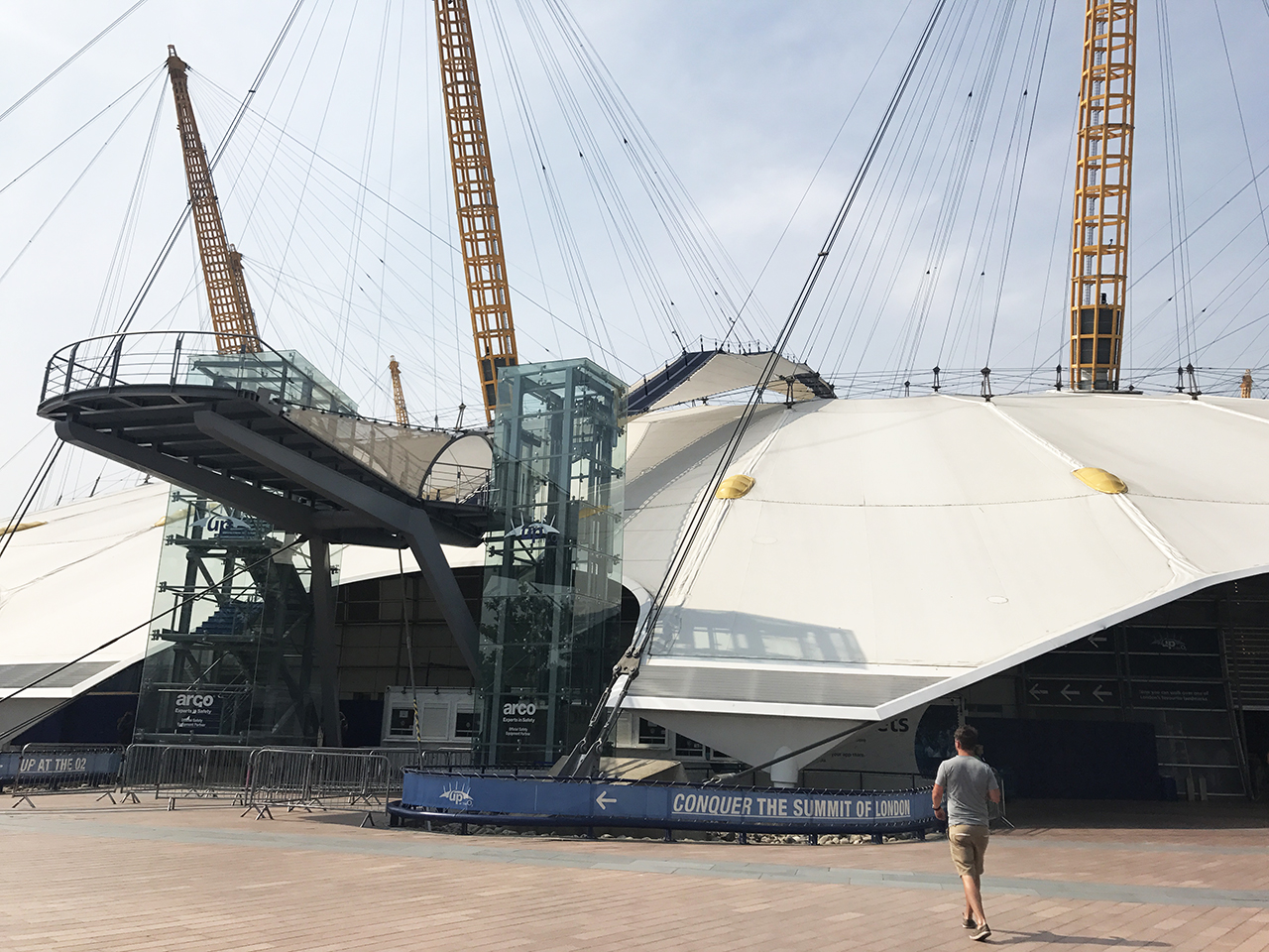 The O2 London North Greenwich