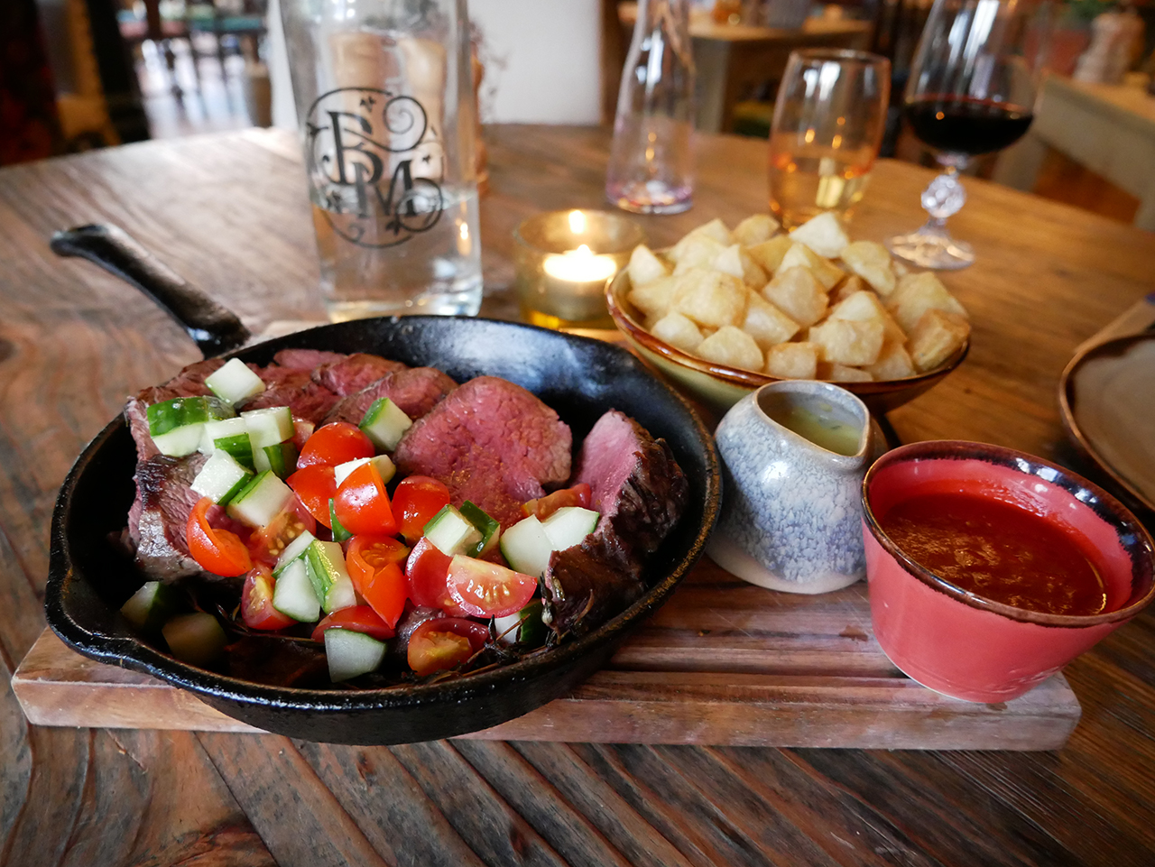 Burley Manor Chateaubriand