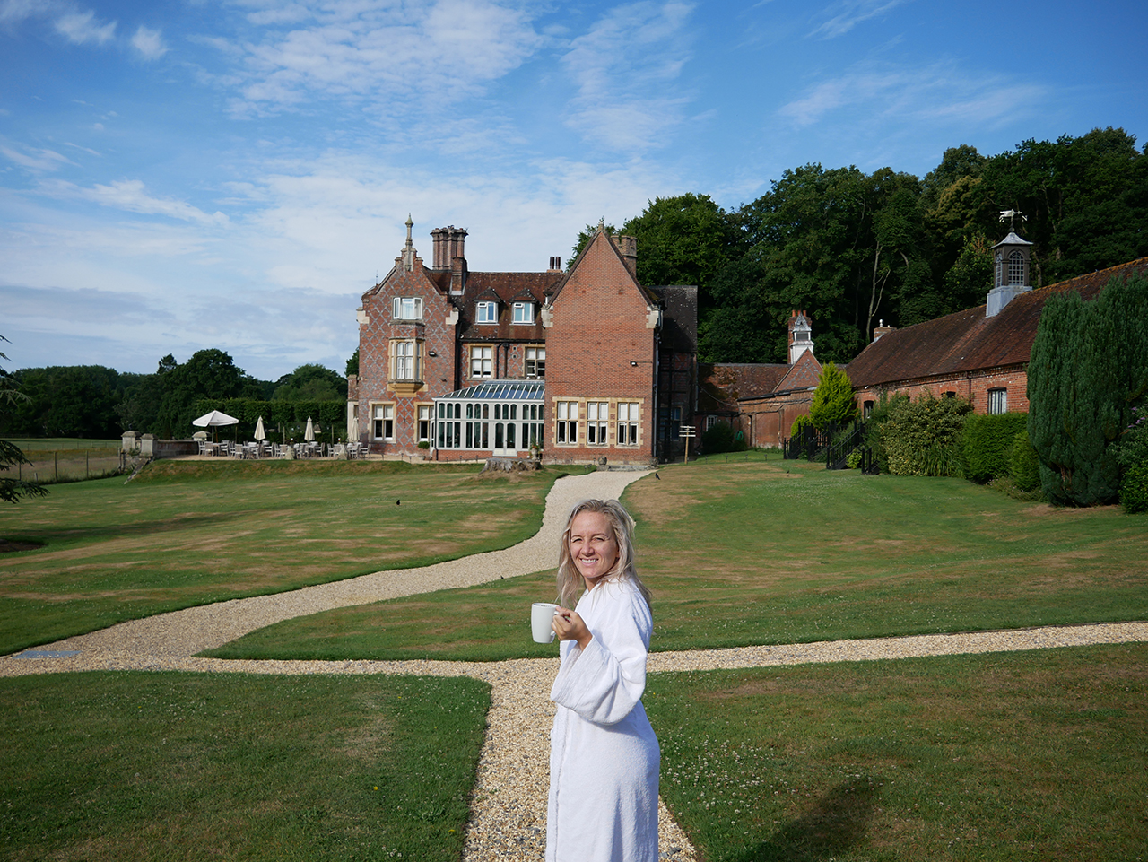 Burley Manor Hotel Review