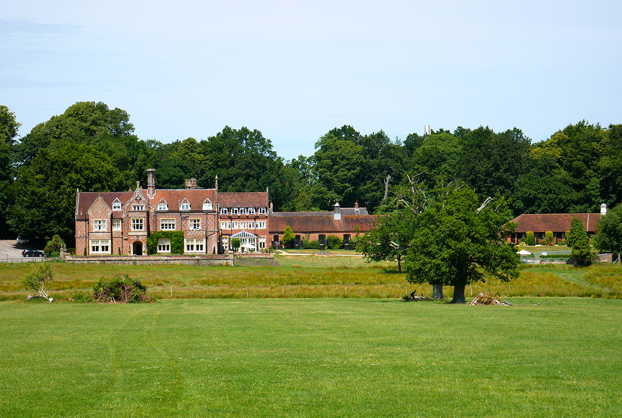 Burley Manor New Forest