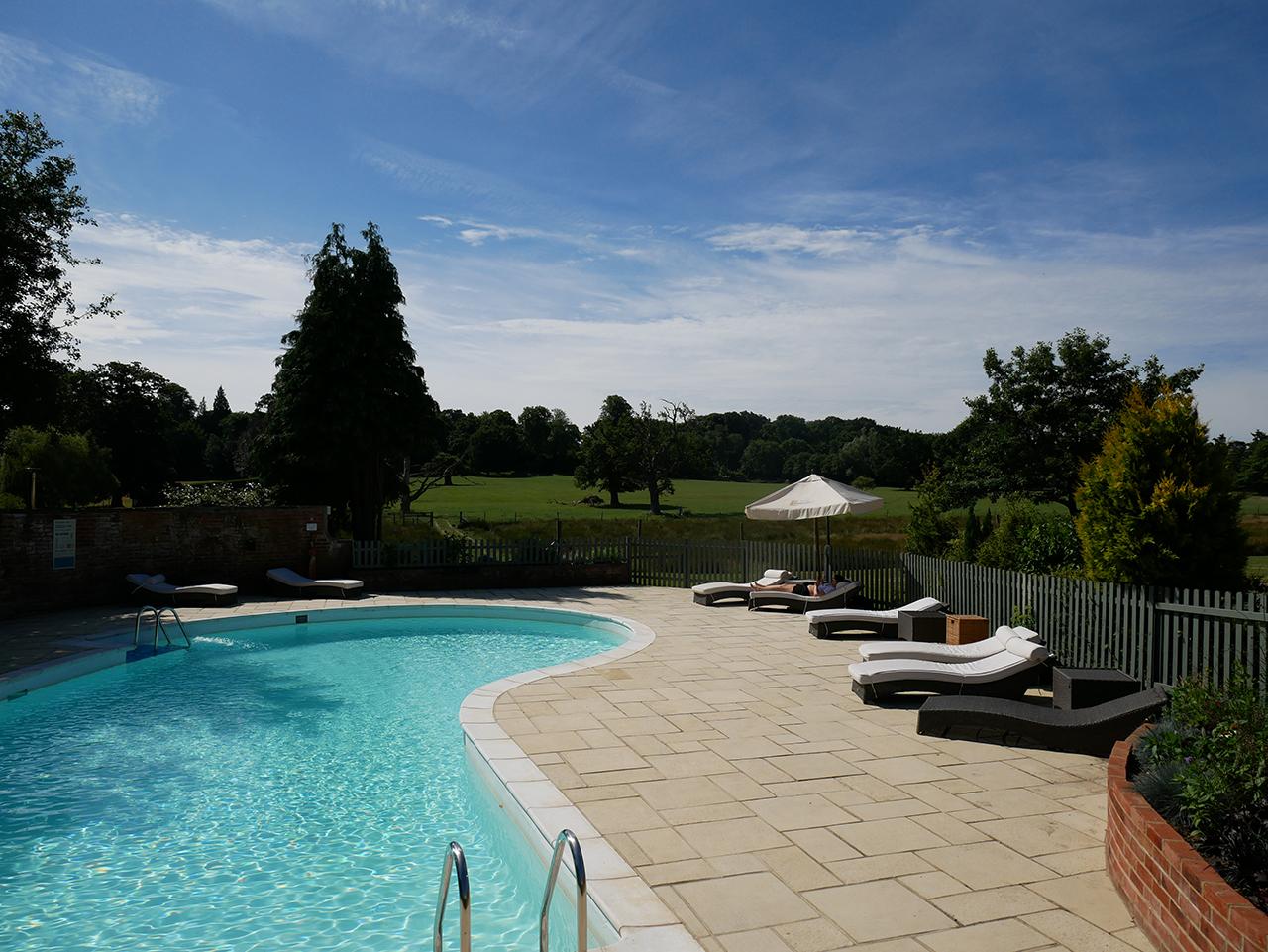Burley Manor Pool