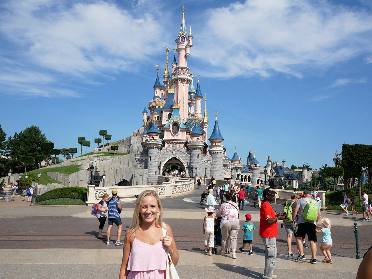 Visiting Disneyland Paris as an adult