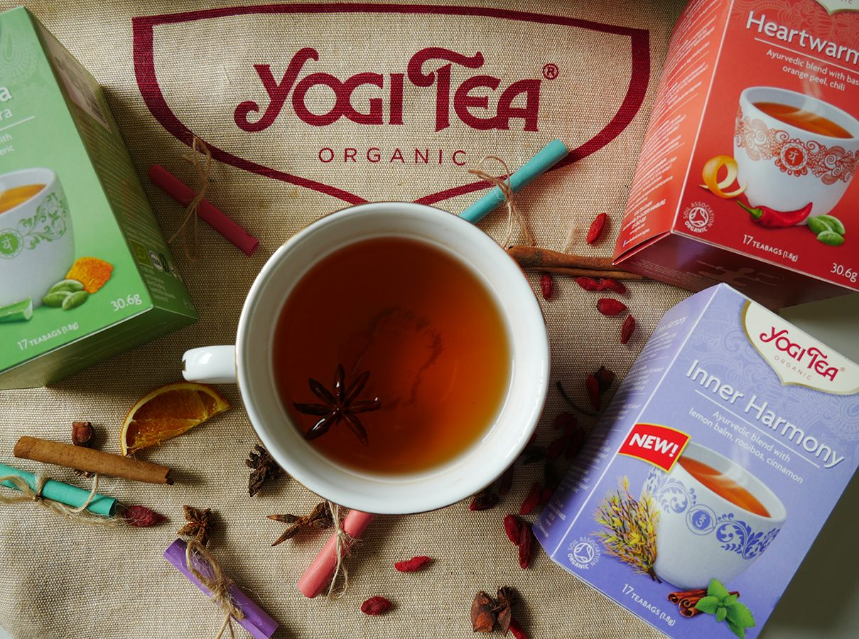 Yogi Tea Benefits