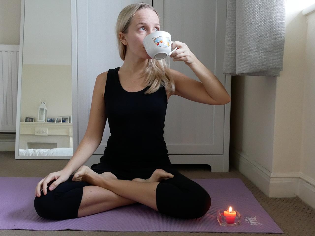 Yogi Tea 7 Minutes Challenge