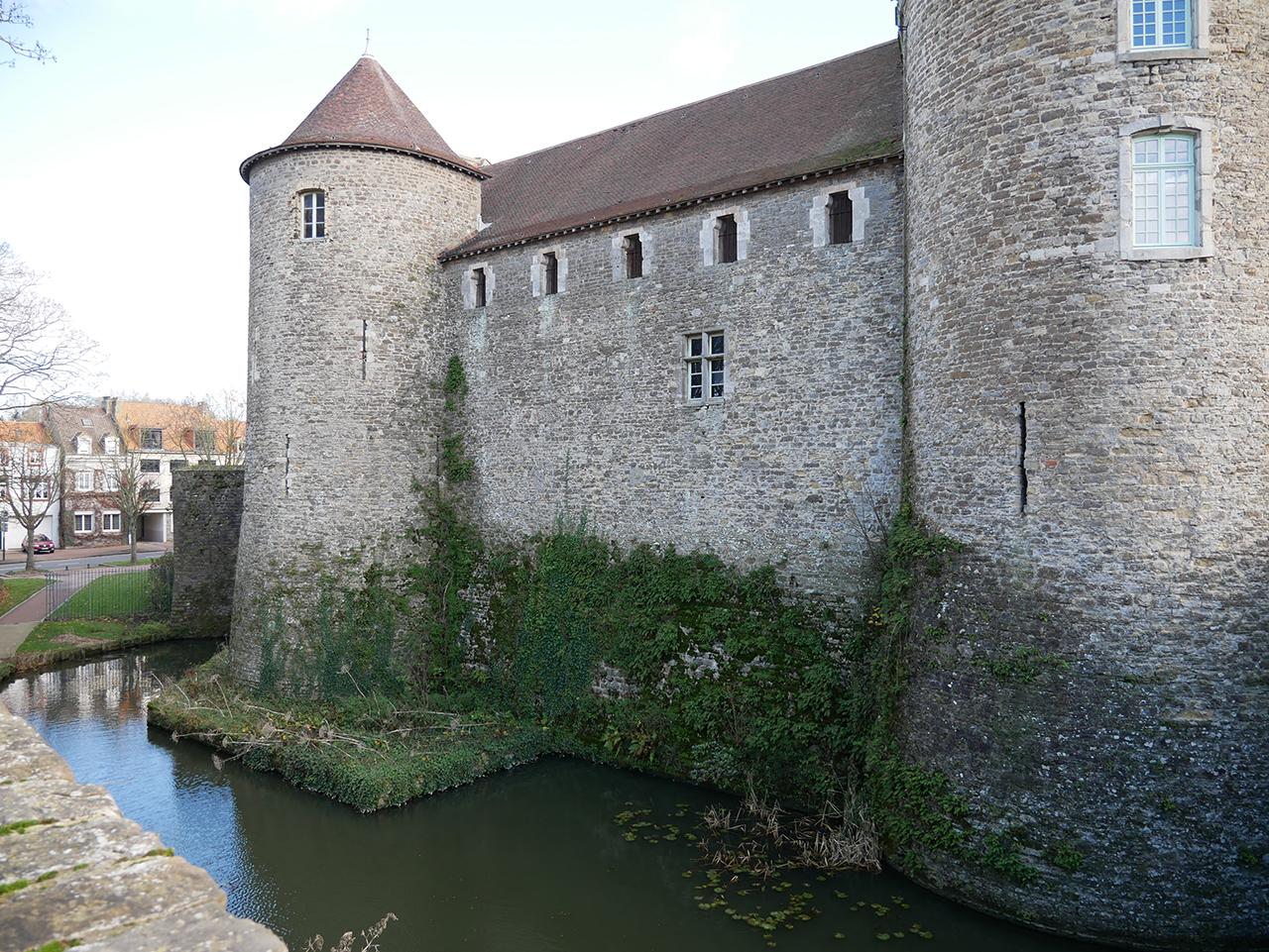 Boulogne sur mer Castle